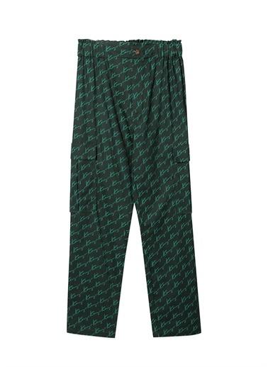 Kenzo Pantolon Yeşil
